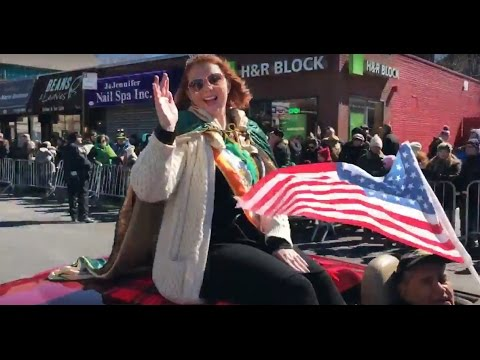 Staten Island's St. Patrick's Parade 2017: Sights and Sounds