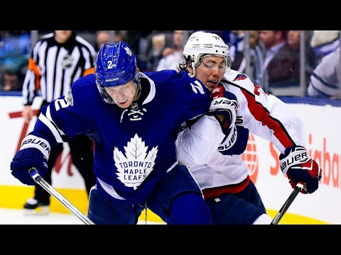 Maple Leafs blue line holding their own vs. Capitals