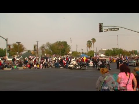 2014 Bakersfield Veterans Day Parade