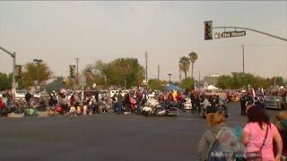 2014 Bakersfield Veterans Day Parade