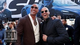 'Hobbs And Shaw' Premiere