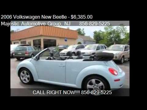 2006 Volkswagen New Beetle 2.5 - for sale in Cinnaminson, NJ