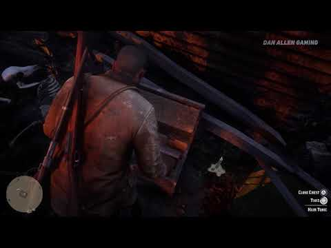 Red Dead Redemption 2 - Crazy Witch Cauldron - Easter Egg #10