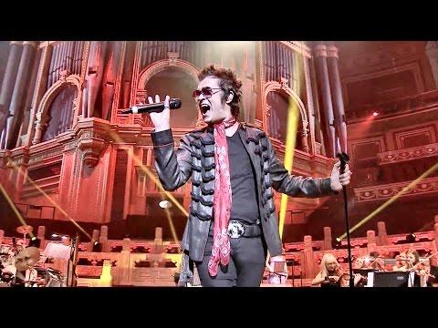 """Glenn Hughes """"Burn"""" LIVE in UK 2011"""