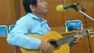 om Naibaho played the Guitar..