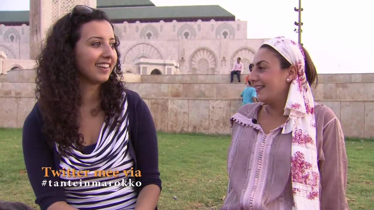 Tante In Marokko