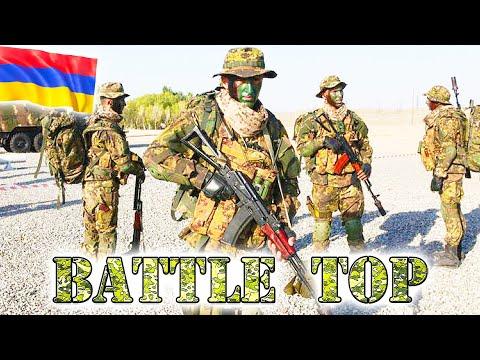 Самый ЭЛИТНЫЙ СПЕЦНАЗ АРМЕНИИ ⭐ Нагорный Карабах, Հայկական բանակ, миротворцы