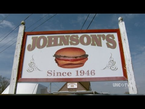 My Home NC: Johnson's Burgers