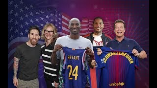 On July 4th, Barça is thinking of the USA