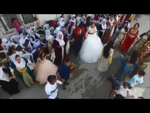 Pervari Düğünleri.. Hêşeti Asireti  (Drone Çekimi⁄ Ronahi Müzik)