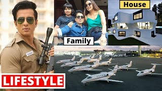 Sonu sood Lifestyle 2020, Wife, Salary, Son, House, Cars, Biography, Net Worth, Family, Help &Income