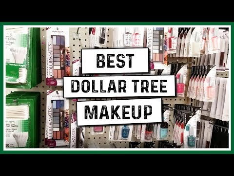 Best Makeup At Dollar Tree (Come Shop With Me!) #1