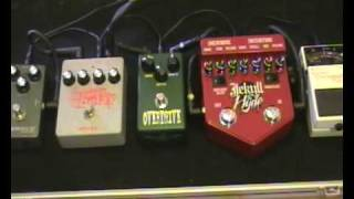 Belcat / Crossfire Overdrive Pedal