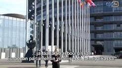 Miten EPP-ryhmä toimii puolestasi Euroopan parlamentissa