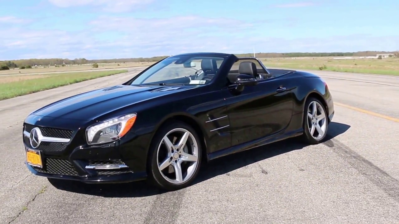 2013 mercedes benz sl550 roadster premium sport for sale incredibly low miles youtube. Black Bedroom Furniture Sets. Home Design Ideas