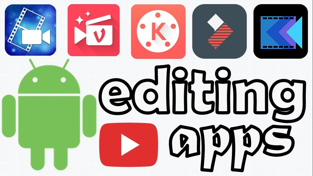 editing apps for youtube