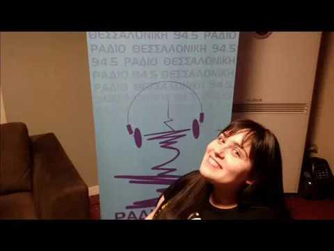 What A Wonderful World-Niki Agoratzi-Giannis Tsipouras Radio THESSALONIKI-George Xidas Programme
