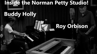 Inside the Norman Petty Studio!!