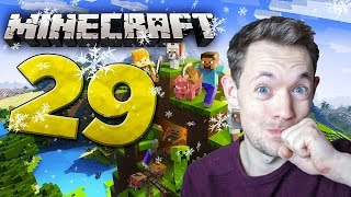 Minecraft Xbox One Survival Lets Play [PART 29: New Years Edition] W/Commentary
