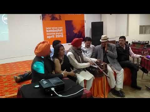 Mainu Tera Shabab Lai Baitha by Pammi Hanspal in the YKDN Annual Meet 2018