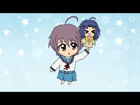 Buri Hamachi - Yuki Nagato [Meme]