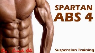 spartan abs 4   suspension training   trx abs workout