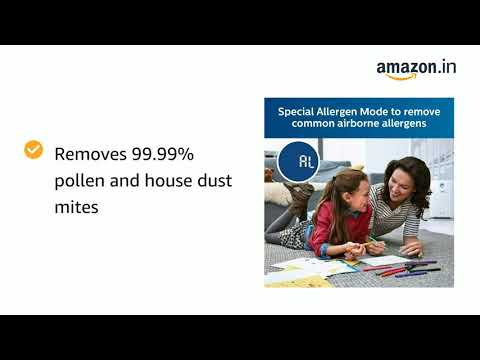 Philips High Efficiency Air Purifier AC2887 | 16599RS  |with Vitashield Intelligent Purification