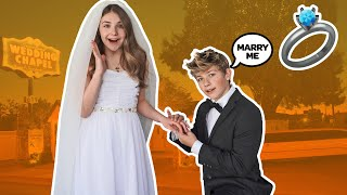 Download I Got Married To My CRUSH for 24 HOURS CHALLENGE *ROMANTIC WEDDING*💍💕|Walker Bryant @Piper Rockelle Mp3 and Videos