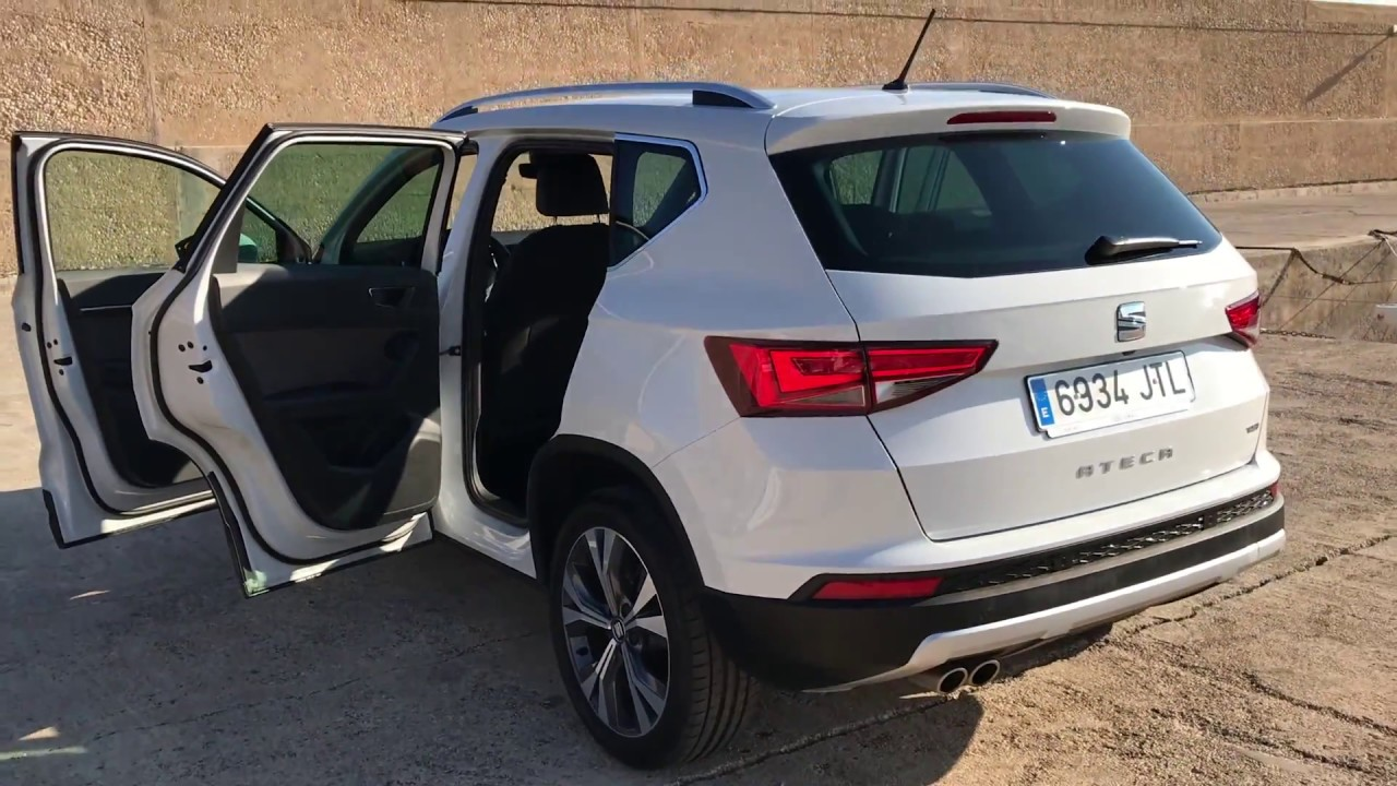2016 seat ateca xcellence 1 4 ecotsi auto for sale in spain youtube. Black Bedroom Furniture Sets. Home Design Ideas