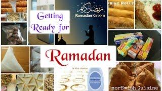Getting Ready for Ramadan   Ramadan Kitchen Hacks by morEwish  💞