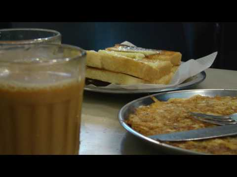 Vohuman Café Review