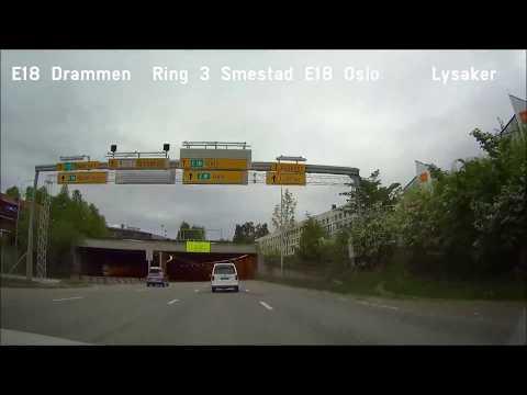 Oslo - Moss E18-E6