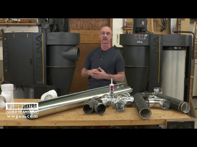 WWGOA - Laguna Tools Cyclonic Dust Collectors