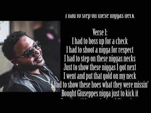 Money Man Boss Up w Lyrics