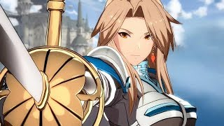 Granblue Fantasy Versus Announcement Trailer (for Ps4 By Arc System Works)