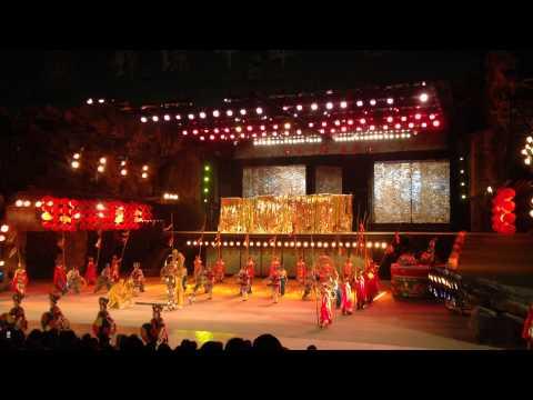 The Amazing Show in Splendid China Folk Village Shenzhen - Part 07