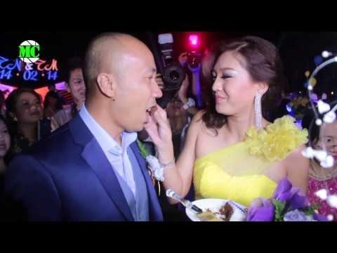 WEDDING DINNER PARTY OF THET MON MYINT & TSIT NAING