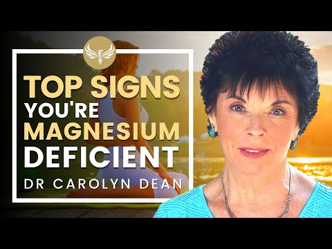 🌟 Why We're All Magnesium Deficient - Top Signs & What To Do | Dr Carolyn Dean | Magnesium Miracle