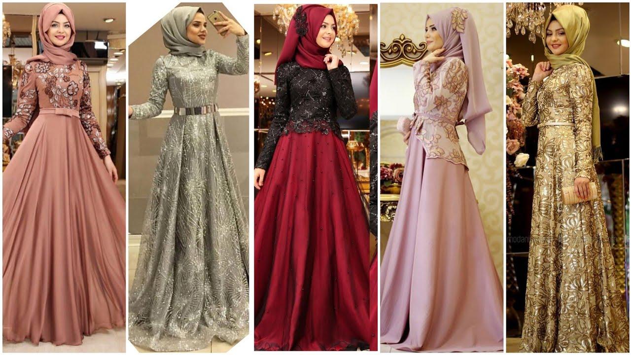 New Dubai Style Party wear Abaya Dresses 2019