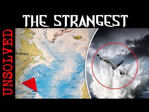 5 Strangest Mysteries of the Bermuda Triangle: Unsolved