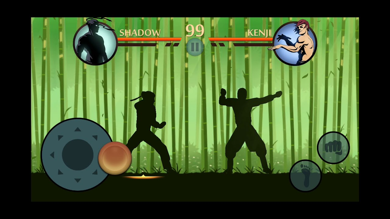 Shadow Fight 2 : Tutorial and First Fight HD фото