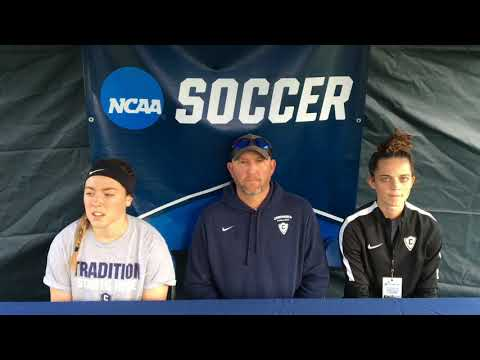 Concordia University Women's Soccer Press Conference - 11/10/17