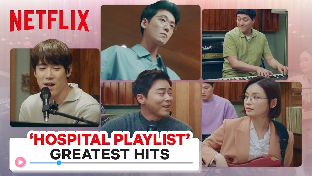 The 99s' Greatest Hits 🎶 | Rewind: Hospital Playlist | Netflix