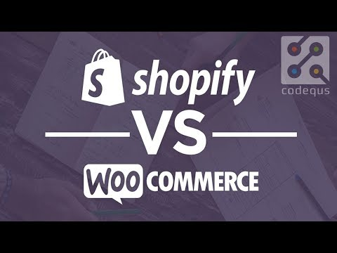 Shopify or Woocommerce