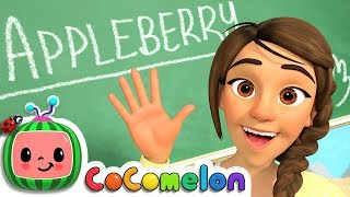 The Teacher Song | CoCoMelon Nursery Rhymes & Kids Songs