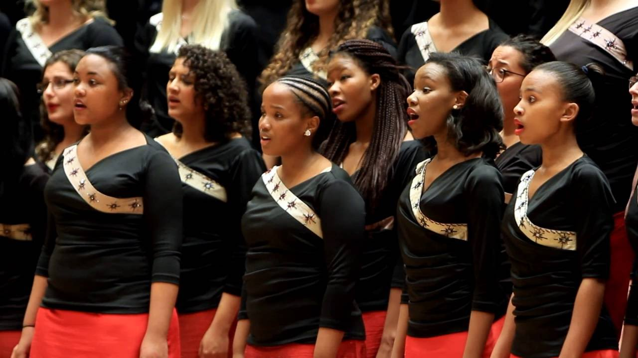 Say Something - Stellenbosch University Choir (Arranged by Pentatonix)