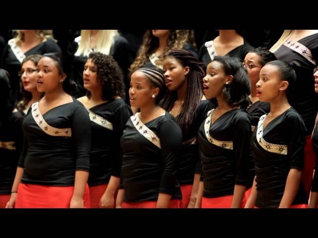 Say Something - Stellenbosch University Choir - Arranged by Pentatonix