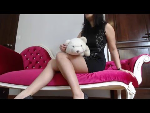 Be an Obedient Minion: Sexy ASMR Femdom Asian Legs Punishment