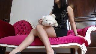 be an obedient minion sexy asmr femdom asian legs punishment