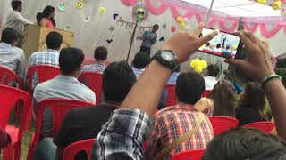 Shuats Fresher's Party 2018 Horticulture (Vegetable Science )